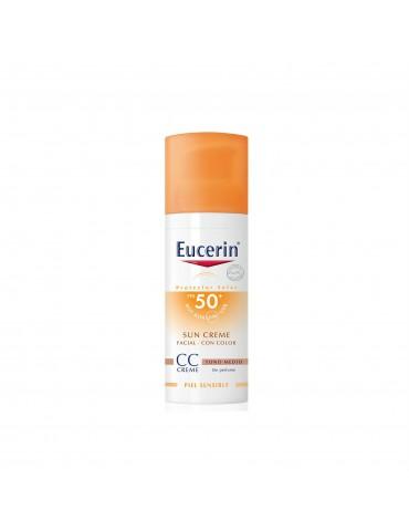 Eucerin Protector Solar Cc Cream