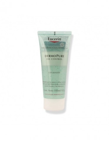 Dermo Pure Oil Control Exfoliante X 100 ml (EUCERIN)