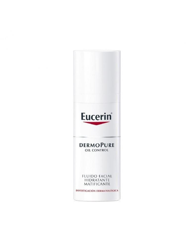 Dermo Pure Oil Control Fluido Matificante X 50 ml (EUCERIN)
