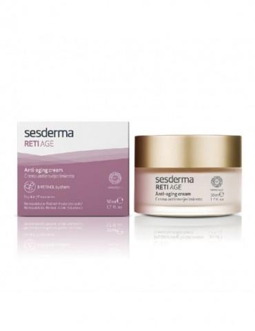 Reti-Age Crema Facial 50 ml (SESDERMA)