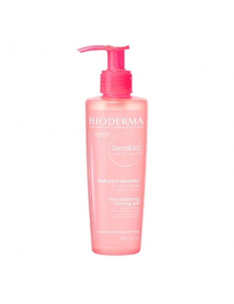 Sensibio Gel Moussant 200 ml (BIODERMA)