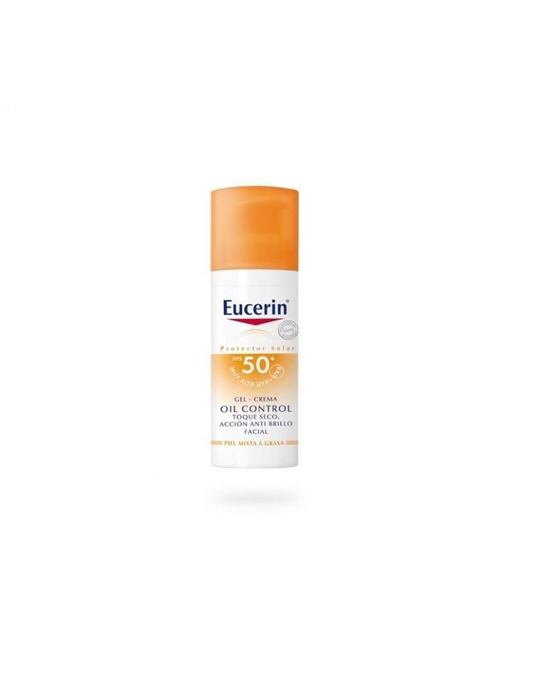 Sun Face Oil Control Toque Seco (EUCERIN)