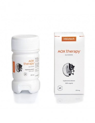 Aox Therapy Glisodin X 250 mg 60 Cápsulas (INBIOTECH)