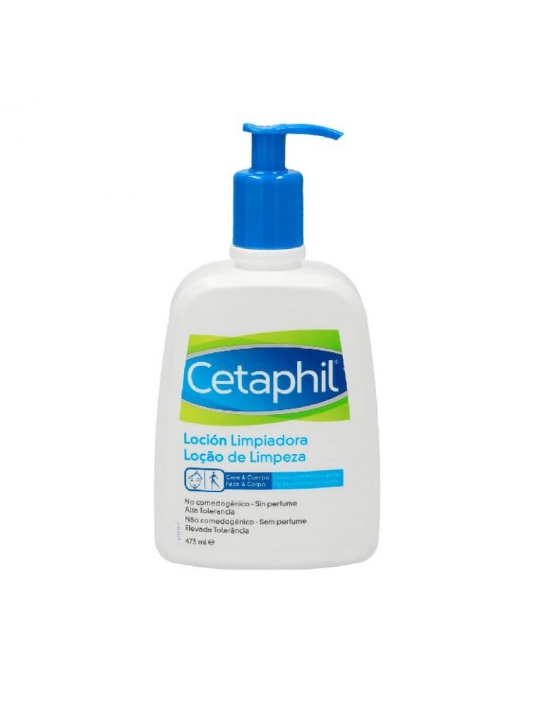 Cetaphil Locion Limpiadora X 473 ml (GALDERMA)