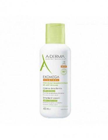 Exomega Crema Cara y Cuerpo X 400 ml (ADERMA)