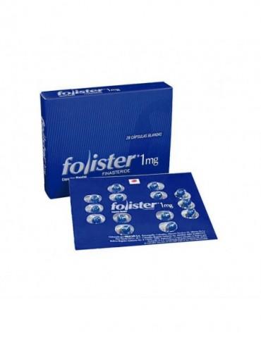 Folister Cápsulas (PROCAPS)