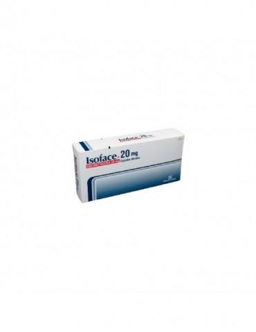 Isoface 20 mg Caja X 40 Cápsulas (PROCAPS)