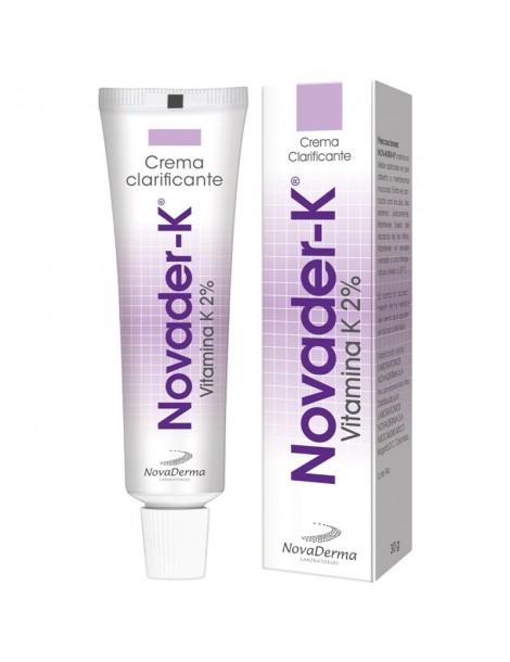 Novader-K Crema Clarificante X 30 g (NOVADERMA)
