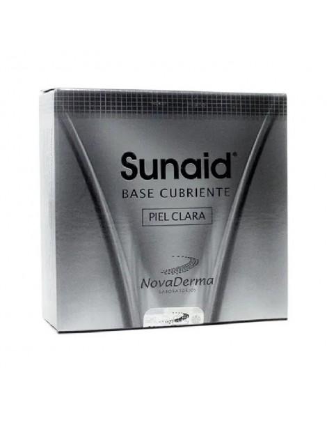Sunaid Base Cubierta piel clara (NOVADERMA)