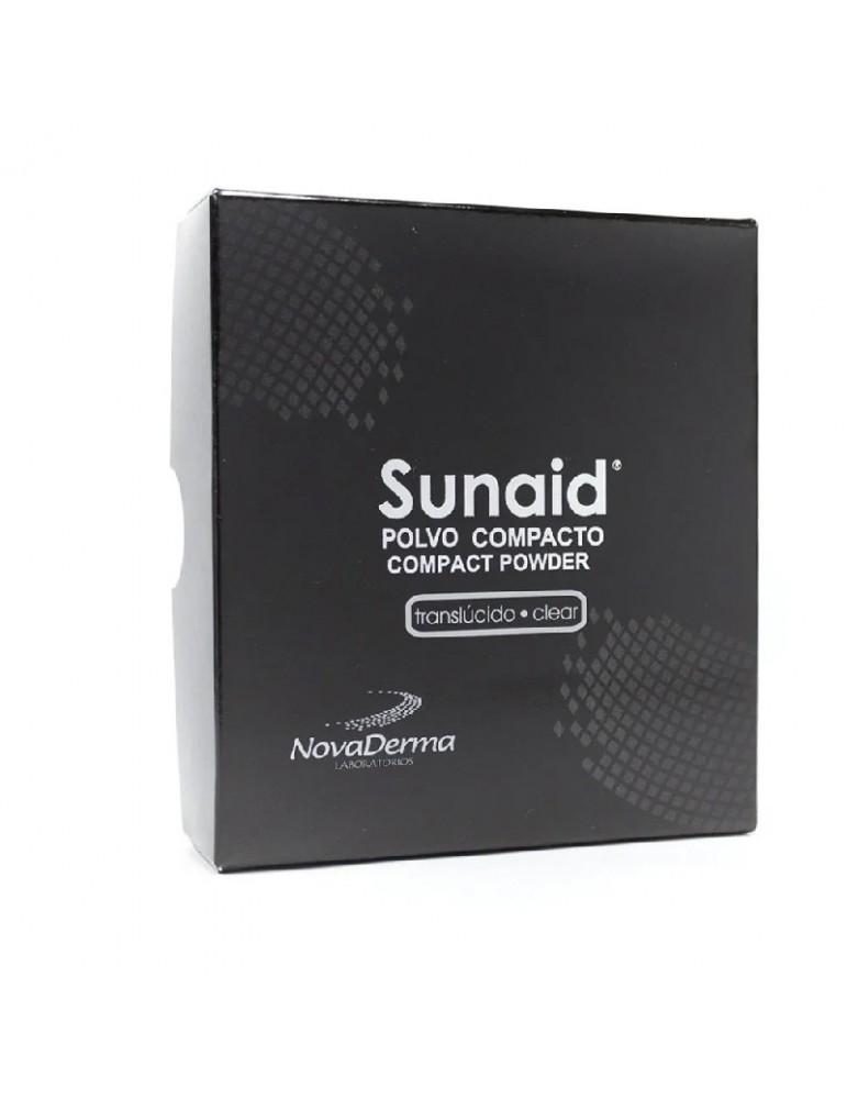 SUNAID Polvos compactos Translúcido (NOVADERMA)