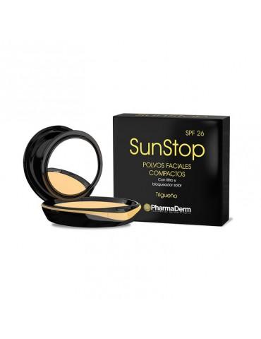Sunstop Polvo Trigueño...
