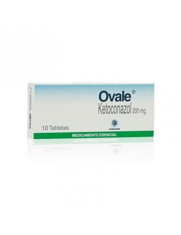 OVALE Tabletas 10x 200 mg...