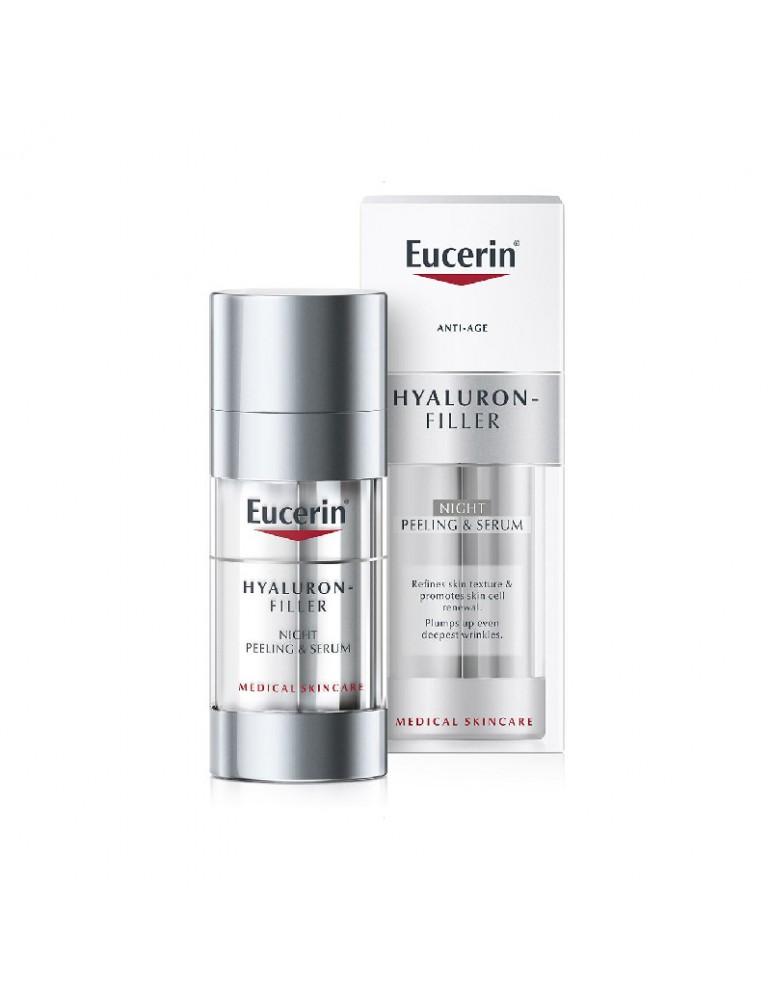 Hyaluron Filler Serum Boster Noche (Eucerin)