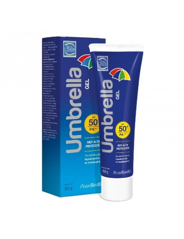 Umbrella Gel 50+ X 60 g...