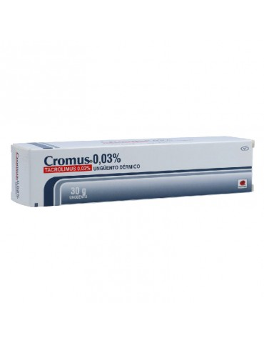 Cromus 0.03% X 30 g (PROCAPS)