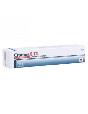 Cromus 0.1% X 15 g...