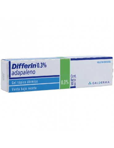 Differin Gel 0,3 (GALDERMA)