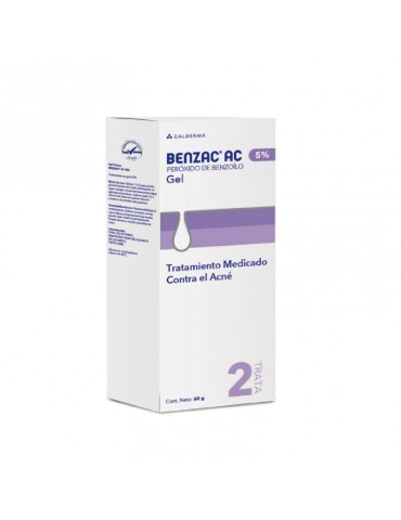 Benzac AC 5% (GALDERMA)