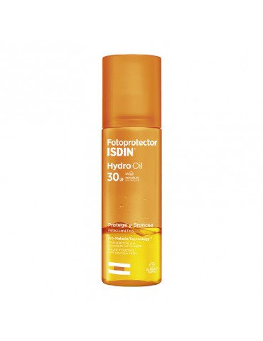 Fotoprotector Hydrooil SPF...