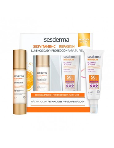 KIT Sesvitamin C Fluido...