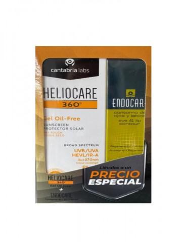 protector heliocare, edocare ojos, kit