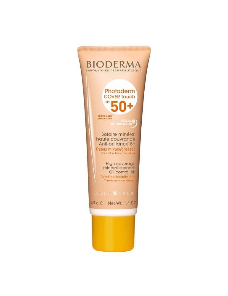 Photoderm Cover Touch Claire (Bioderma)