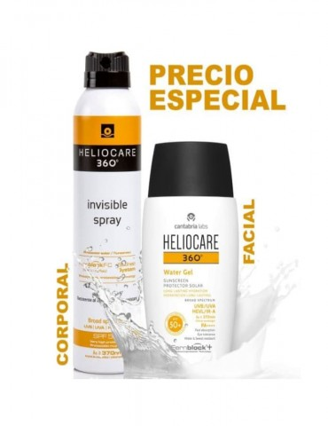 Kit Heliocare Water gel +...