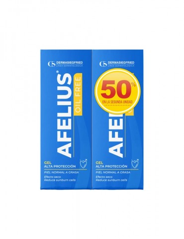 Kit Afelius Oil Free X2 (SIEGFRIED)