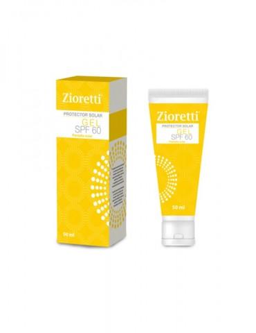 Zioretti Gel Protector Solar Spf 60 X 60 ml (ZIORETTI)