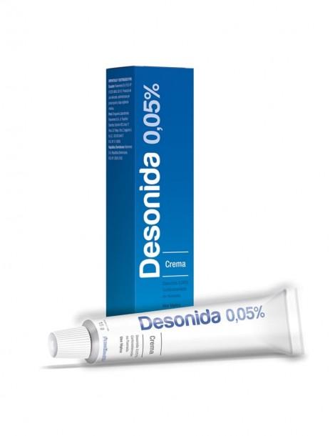 Desonida 0.05% Crema (Medihealth)