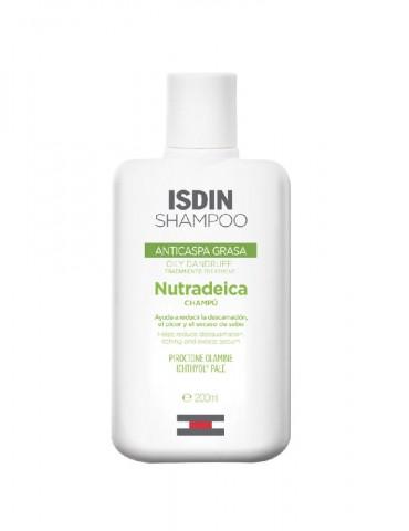 Nutradeica Shampoo Anticaspa (ISDIN)
