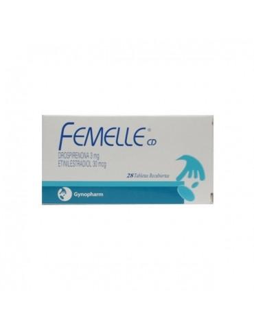 FEMELLE  CD