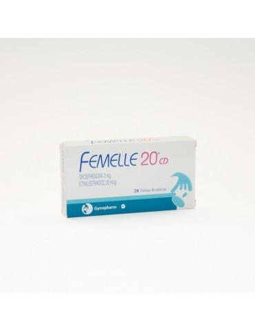 FEMELLE 20 CD